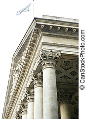 Royal Exchange, City of London - The Royal Exchange, City of...