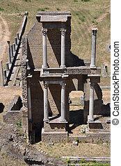 Roman Forum Tuscany Italy - The ruins of the Roman Forum ...