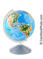 russian globe school