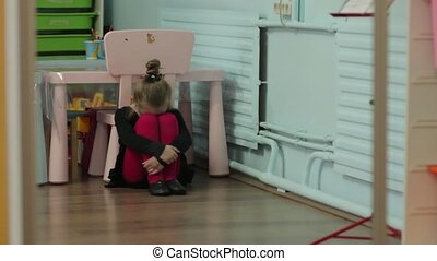 The Sad The Little Girl Dancer