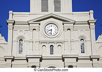The Saint Louis Cathedral