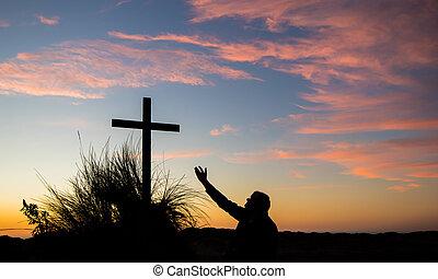 The Salvation Way Cross