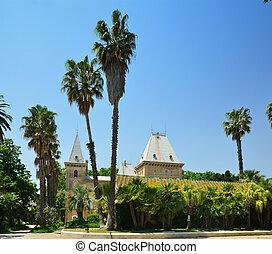 The Sama Park in Tarragona