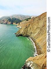 The San Francisco bay landscape