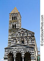 Santa Trinita di Saccargia - The Santa Trinita di Saccargia...