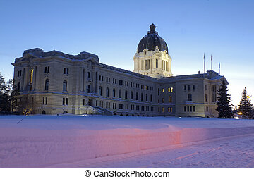Saskatchewan Legislative Building - The Saskatchewan ...