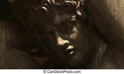 The Sculpture Of Atlantean