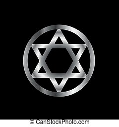 The seal of Solomon- a magical symbol or Hexagram