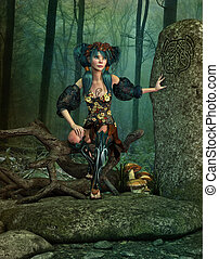 The Secret Elves Rock, 3d CG
