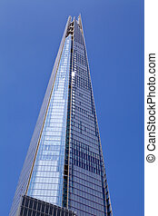 The Shard in London - The magnificent Shard in London.