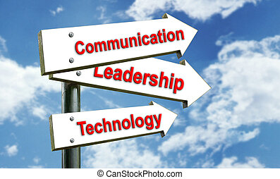 the sing - Communication Leadership Technology sing