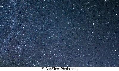 The sky in the stars