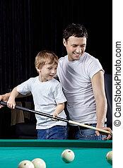 The small billiard fan