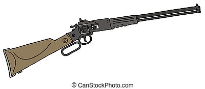 The small repeating rifle