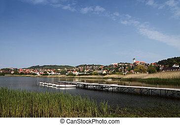 Tihany at Lake Balaton