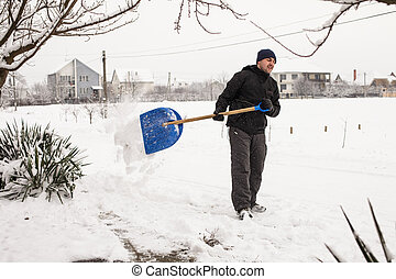 The Snow removal