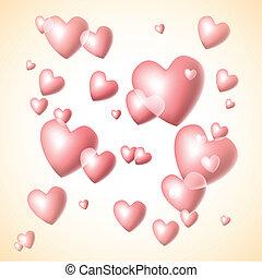 velentines hearts