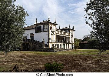 Solar de Bertiandos - The Solar de Bertiandos is an...