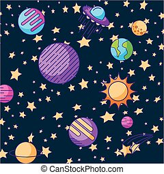 the solar system galaxy astronomy universe