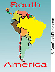 The South America