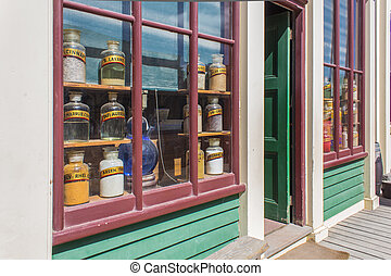 The Sovereign Hill - The Old Pharmacy