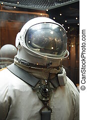 Soviet spacesuit - The Soviet spacesuit in the Astronautics...