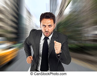 The Speed of Business