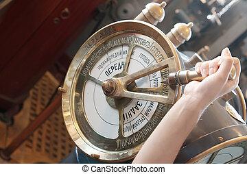 speed telegraph transmitter - The speed telegraph...