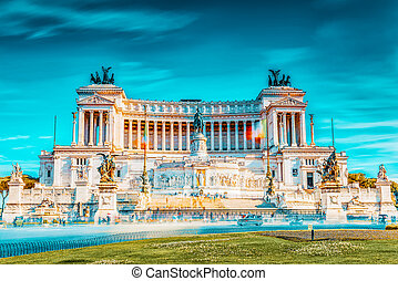 The Square of Venice (Piazza Venezia).Institute for the ...