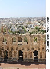 Athens amphitheatre