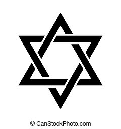 The Star of David (or The Shield of David) - «Magen David»...