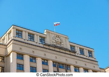 The State Duma of Russian Federation