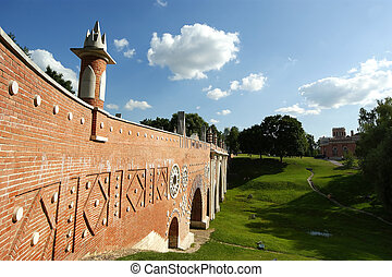 The State Historical, Architectural, Art, and Landscape Museum-Reserve Tsaritsyno