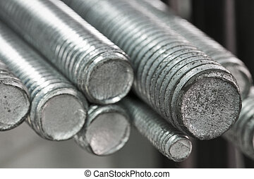 The steel bars