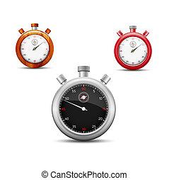 The stopwatch set