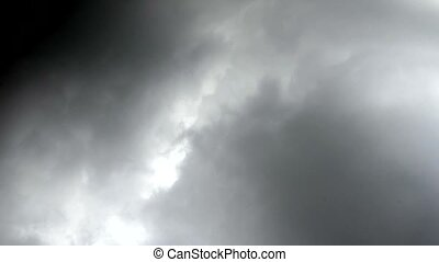 The Storm Cloud, time lapse