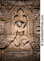 The story of Buddhist sculpture.