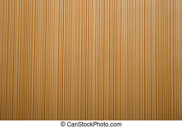 The striped texture stylised under the wooden structure