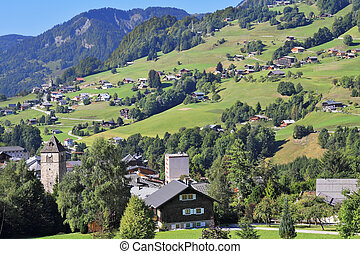 The Sunday afternoon in the Haute-Savoie - The charming...
