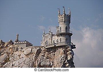 Swallow's Nest - The Swallow's Nest, Yalta, Crimea, Ukraine