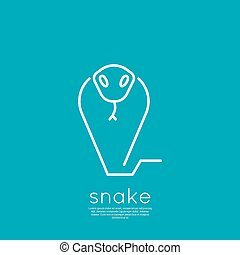 The symbol of the snake.