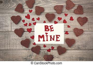 The symbols of valentines day