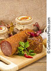 The Szoldra best Polish ham sausage