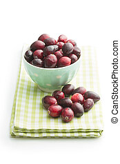 The tasty american cranberries. - The tasty american ...