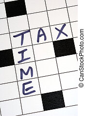 The tax time