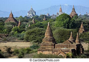 The Temples of Bagan - Myanmar