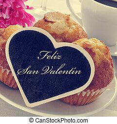 feliz san valentin, happy valentines day in spanish - the...