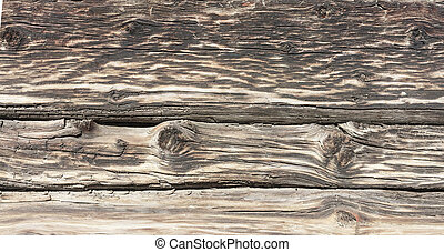 The texture of an old wooden wall