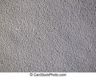 The texture of old grey plaster. Gray background.