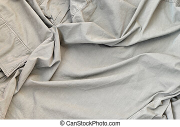 The texture of the fabric is olive-colored, which is similar to the uniform of American soldiers of the Second World War